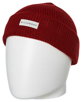 WINE MENS ACCESSORIES BILLABONG HEADWEAR - 9695351CWINE