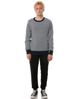 DIRTY DENIM MENS CLOTHING BANKS KNITS + CARDIGANS - WKN0029DDN