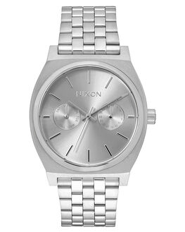 ALL SILVER MENS ACCESSORIES NIXON WATCHES - A9221920