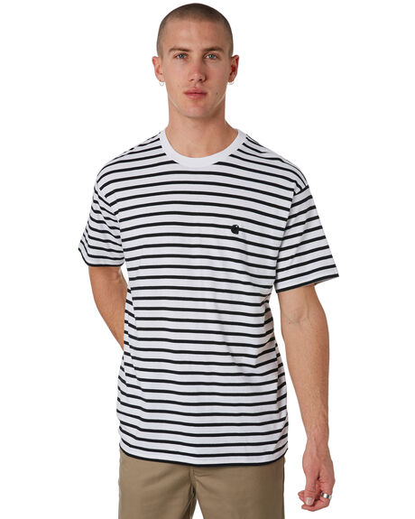 CHAMP STRIPE MENS CLOTHING CARHARTT TEES - I022972CSTR
