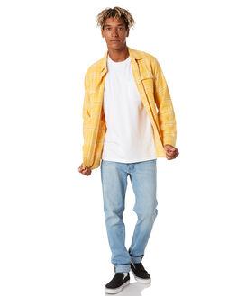 GOLDEN APRICOT MENS CLOTHING LEVI'S SHIRTS - 19587-0120GLDAP