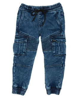 BLUE KIDS BOYS ST GOLIATH PANTS - 2832044BLU