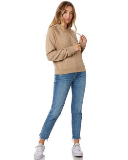 TAN WOMENS CLOTHING SILENT THEORY JUMPERS - 6015008TAN