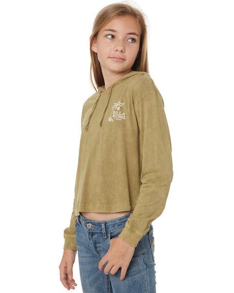 SAGE KIDS GIRLS BILLABONG TOPS - 5595071S12