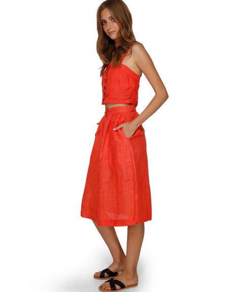 MANDARIN WOMENS CLOTHING BILLABONG SKIRTS - BB-6591521-M02