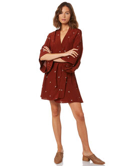 SUNRISE BALIWOOD WOMENS CLOTHING RUE STIIC DRESSES - WS18-17-SBW-FSUN