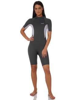 JET BLACK IRIS BOARDSPORTS SURF XCEL WOMENS - WN210AX8JBI