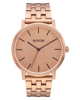 ALL ROSE GOLD MENS ACCESSORIES NIXON WATCHES - A1057897