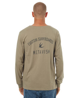HINTERLAND MENS CLOTHING MCTAVISH TEES - MW-17LS-01HIN