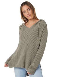 SAGE WOMENS CLOTHING SWELL KNITS + CARDIGANS - S8182151SAGE