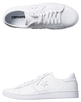 WHITE WOMENS FOOTWEAR CONVERSE SNEAKERS - 555931WHI