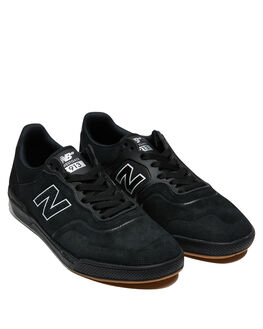 BLACK MENS FOOTWEAR NEW BALANCE SNEAKERS - NM913LAKBLK