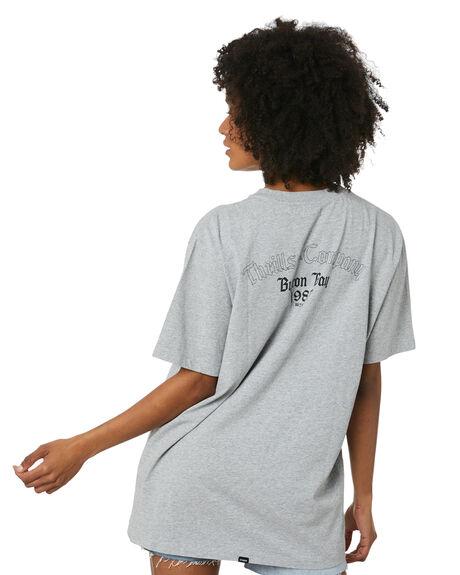 VINTAGE MARLE WOMENS CLOTHING THRILLS TEES - WTR20-107GVMARL