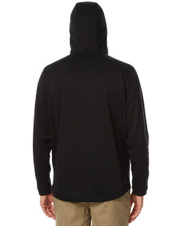 BLACK MENS CLOTHING HURLEY JUMPERS - MFT000754000A