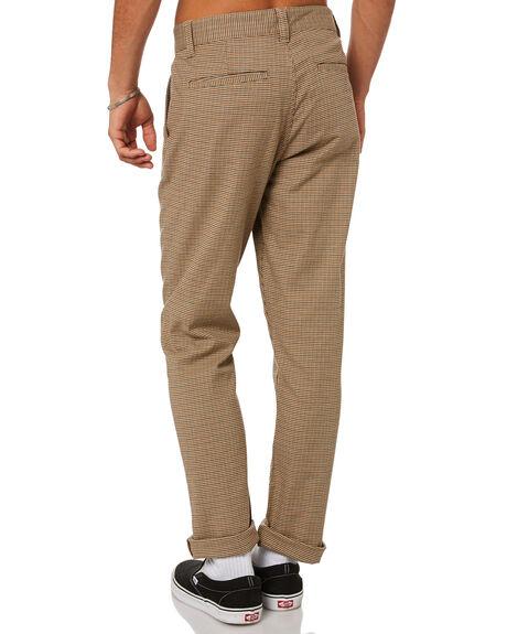 VANILLA HOUNDSTOOTH MENS CLOTHING BRIXTON PANTS - 04196VLHND