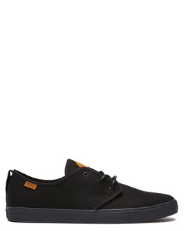 ALL BLACK MENS FOOTWEAR REEF SNEAKERS - A3YKHALB