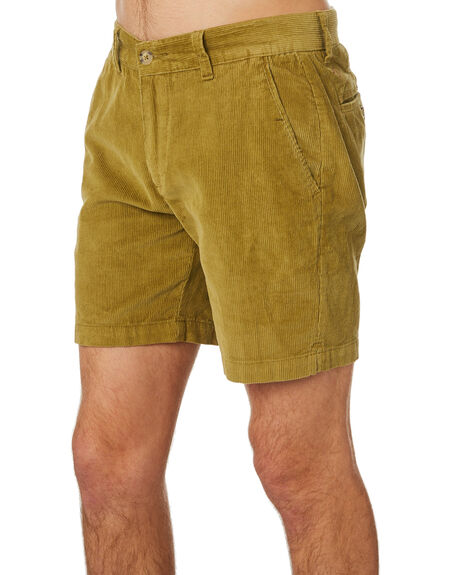 AMBER OUTLET MENS MCTAVISH SHORTS - MSP-19WS-02AMB