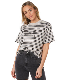 ATMOSPHERE WOMENS CLOTHING STUSSY TEES - ST193106ATM