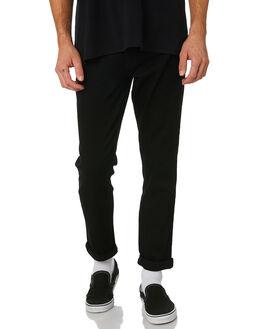PRIME BLACK MENS CLOTHING LEE JEANS - L-606496-U35PBLK