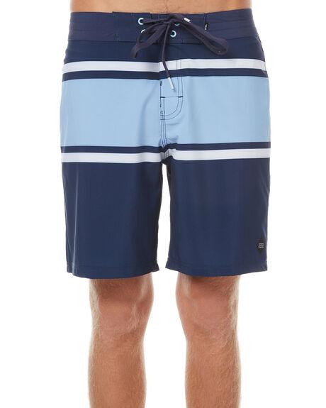 NAVY MENS CLOTHING SWELL BOARDSHORTS - S5174235NVY