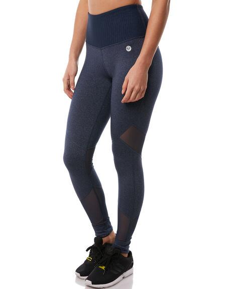 DRESS BLUES WOMENS CLOTHING ROXY PANTS - ERJNP03166BTK0