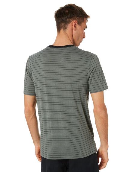 FIR GREEN MENS CLOTHING VOLCOM TEES - A0132005FIR
