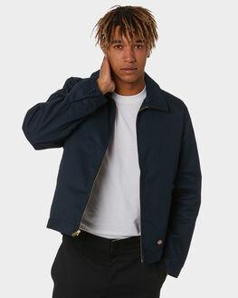 DARK NAVY MENS CLOTHING DICKIES JACKETS - TJ75DN