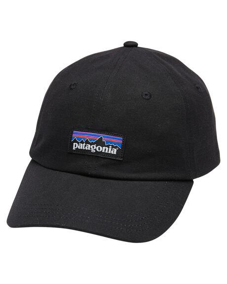 BLACK MENS ACCESSORIES PATAGONIA HEADWEAR - 38296BLK