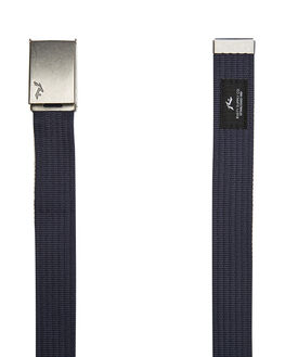 DARK SAPPHIRE MENS ACCESSORIES RUSTY BELTS - BEM0148DPB