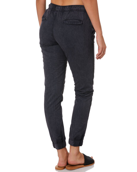 ACID BLACK WOMENS CLOTHING SWELL PANTS - S8172198ACDBK