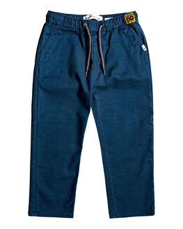 OCEAN HEATHER KIDS BOYS QUIKSILVER PANTS - EQKNP03052-BYKH