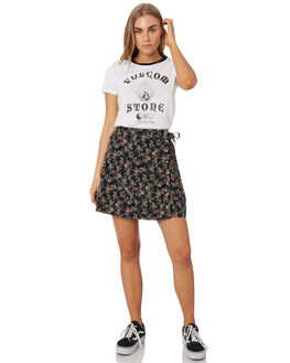 MULTI WOMENS CLOTHING VOLCOM SKIRTS - B1441975MLT
