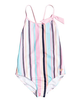PRISM PINK KIDS GIRLS ROXY SWIMWEAR - ERLX103046-MEQ3