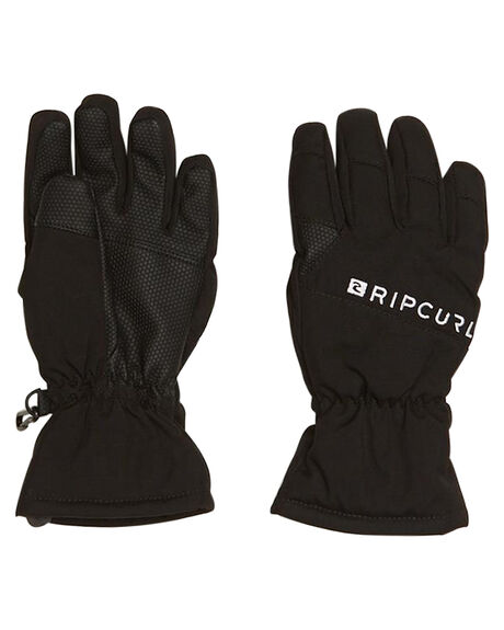 JET BLACK SNOW OUTERWEAR RIP CURL GLOVES - SKGAA44284