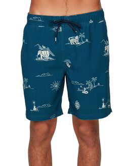 NAVY MENS CLOTHING BILLABONG BOARDSHORTS - BB-9592419-NVY