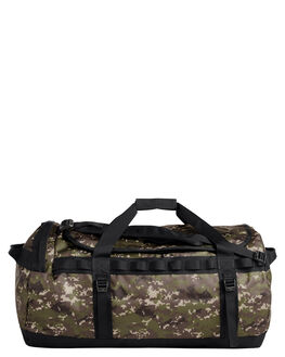 BURNT OLIVE MENS ACCESSORIES THE NORTH FACE BAGS + BACKPACKS - NF0A3ETQPU4