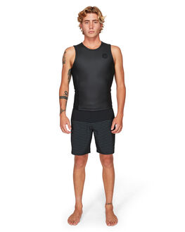BLACK BOARDSPORTS SURF RVCA MENS - RV-R382641-BLK