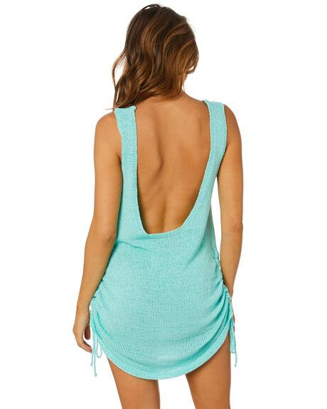 MINT WOMENS CLOTHING SNDYS DRESSES - SFD529MINT