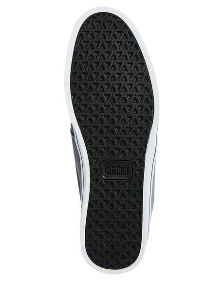 GRAPHITE MENS FOOTWEAR ETNIES SKATE SHOES - 4101000323-047