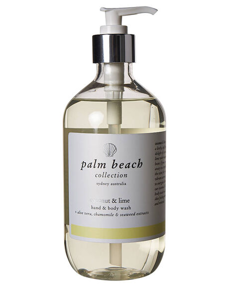 COCONUT LIME ACCESSORIES BODY PRODUCTS PALM BEACH COLLECTION  - HBWXCL