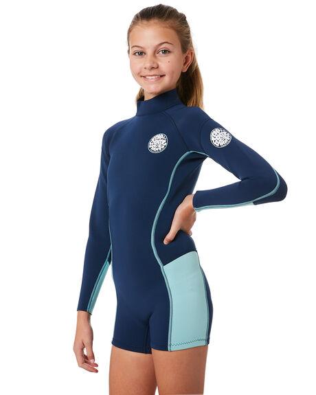 NAVY BOARDSPORTS SURF RIP CURL GIRLS - WSP5BJ0049