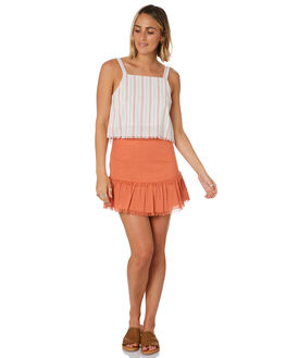 COPPER WOMENS CLOTHING ALL ABOUT EVE SKIRTS - 6444037COPP