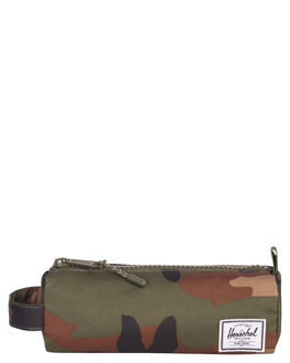 WOODLAND CAMO ARMY KIDS BOYS HERSCHEL SUPPLY CO OTHER - 10071-01609-OSWCA