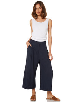 NAVY WOMENS CLOTHING C&M CAMILLA AND MARC PANTS - TCMP4278NAVY