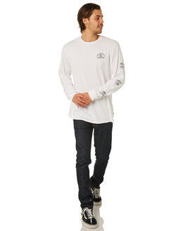 WHITE MENS CLOTHING DEPACTUS TEES - D5182100WHITE
