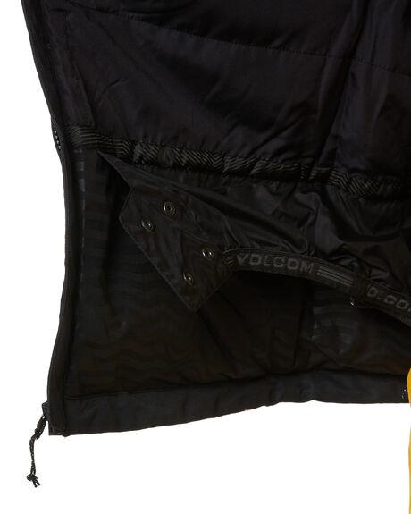 BLACK STRIPE BOARDSPORTS SNOW VOLCOM KIDS - I0452002BKS