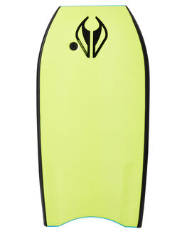 SKY BLUE YELLOW BOARDSPORTS SURF NMD BODYBOARDS BODYBOARDS - NMDSTORMSBLYE