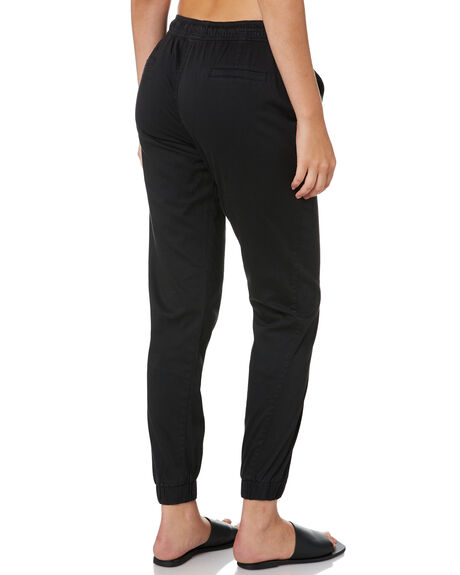 BLACK WOMENS CLOTHING SWELL PANTS - S8161195BLACK