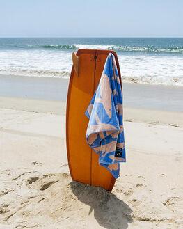 BLUE MENS ACCESSORIES SLOWTIDE TOWELS - ST128BLU