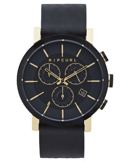 GOLD MENS ACCESSORIES RIP CURL WATCHES - A31950146